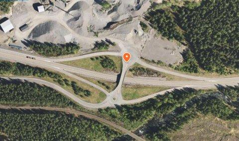 HADELAND PUKKVERK: Lunner kommune krever inngjerding ved pukkverket (illustrasjonsfoto).
