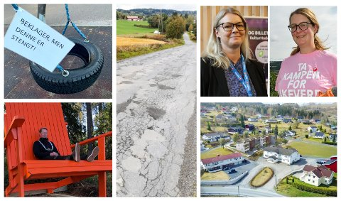 FRA SAKSLISTA: Råstadbakka, midler fra kulturfondet og dispensasjon fra arealplanene var blant sakene som ble behandlet i kommunestyret i Lunner.