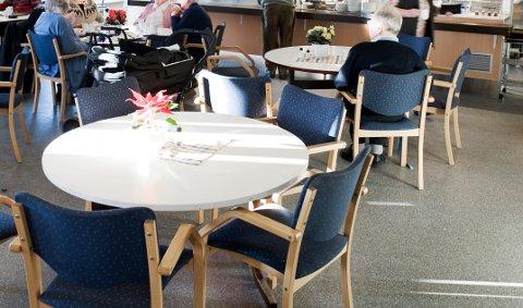 FORESLÅTT NEDLAGT: Busterudgata café går mot nedleggelse i 2019. I hvert fall hvis ikke politikerne gjør om på rådmannens budsjettforslag.