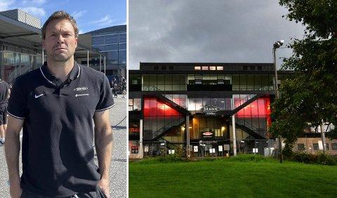 KREVENDE: Brannprofil Håkon Opdal beskriver situasjonen til Brann som krevende. Fredag skal han diskutere både sportslige og utenomsportslige forhold i klubben under Litteratursymposiet.