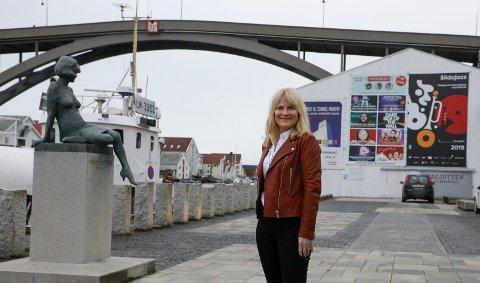SATSER: Eli Sævareid (61) er daglig leder i Trygge Barnehager og i Vanadis Velferd.