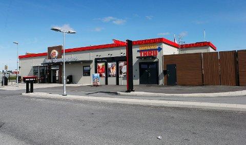 BURGER KING: Fastfoodkjeden reetablerte seg på Haugalandet i mai 2018.