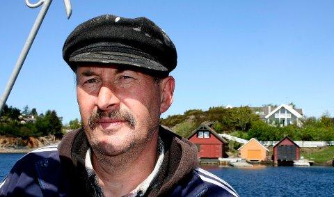 BLIR NY ORDFØRER: Sammy Olsen (Sp) blir ny ordfører på Bømlo.