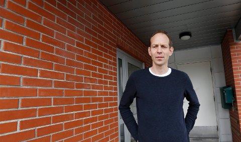 NULL SMITTEDE: To dager på rad uten smitte i Haugesund gleder Jostein Helgeland.