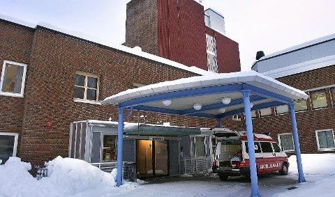 INNSPILL: Administrasjonen i Helgelandssykehuset har kommet med innspill på kandidater til ekspertgruppen, innrømmer konstituert direktør Fred A. Mürer.