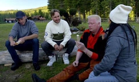 """SPIKKER """"REDSKAP"""": Farmen-Nils var blant karene som spikket """"redskap"""" de øsnket å selge under markedet."""