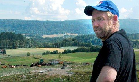 Dag Fossen (Sp) skriver om Kongsberglista og Skauløkka i dette leserbrevet.