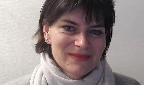 Jane Thorud (45) er ny virksomhetsleder for Helse og omsorg i Nore og Uvdal. Foto: Privat