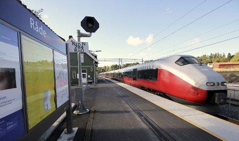 Hvor: Skal toget til Råde eller Kambo?