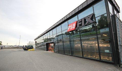 KOMMER HIT: Her i Varnaveien 41 skal den svenske sportskjeden Stadium Outlet åpne sin butikk 22. november.