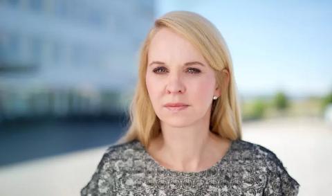 NY DIREKTØR: Janne Log (49) har hatt mange høytstående stillinger i Norge. Nå skal hun erstatte tre direktører i Sjømatrådet