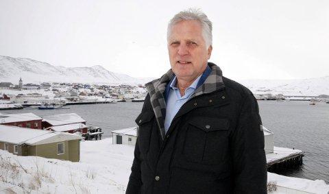 NY RÅDMANN: Øyvind Korsberg sa tidligere i vår opp som rådmann i Gamvik kommune etter et drøyt år i stillingen. Nå blir Balsfjord kommune hans nye arbeidsgiver.