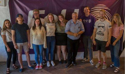 Fremskrittspartiets ungdoms sommerleir ble avholdt på Skottevik Feriesenter 1. til 4. august.