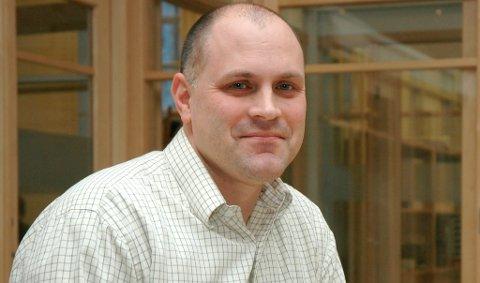 NY JOBB: Gjøvikenseren Knut Ladegård flyttet til Kapp i november. Snart begynner han i ny jobb i Østre Toten kommune.