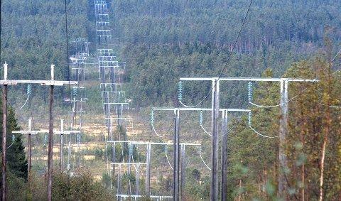 ØKTE DRIFTSINNTEKTENE: Eidsiva Energi AS økte driftsinntektene med 13 prosent sammenlignet med samme periode i 2018