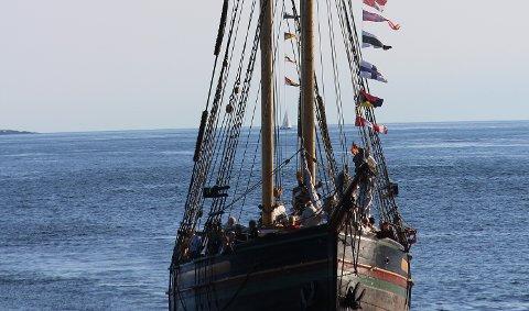Berntine kan by på fine omgivelser å ta båtførerprøven i.