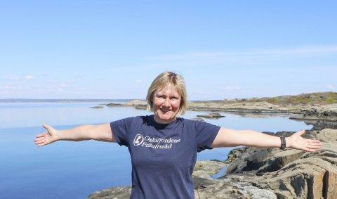 NY JOBB, GAMMELT BEITE: I sin nåværende stilling som fagsjef for Oslofjordens friluftsråd har Anne Sjømæling hatt mye å gjøre med nasjonalparken fra før av.
