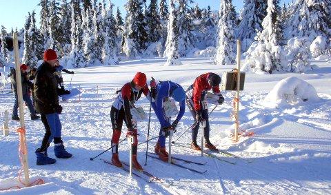 EM og jr.-VM i skiorientering skal arrangeres på Natrudstilen. 18. november 2010