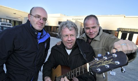 Truls Skaugen, Morten Engebakken og Finn Andresen har trommet sammen til en gedigen artistgalla i februar, for å sikre musikerkollega Morten Sand en viktig operasjon. 27. november 2010