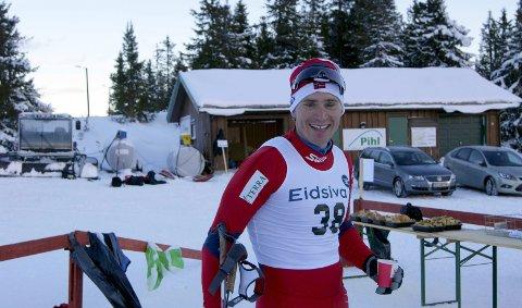 Romjulsrennet: Ola Vigen Hattestad vant Romjulsrennet Sjusjøen. 4. januar 2011