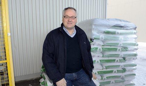 Bjørn Nybakken. 18. januar 2011