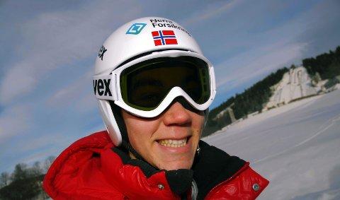 Gudmund Storlien. 1. februar 2011