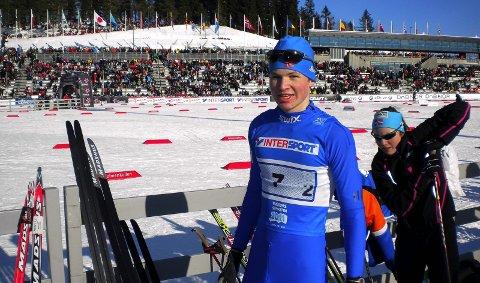Øystein Tallhaug Engelstad. 8. mars 2011