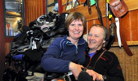Hilroy Skorep.: Hilde Hauger Myhre og Roy Myhre. 16. april 2011