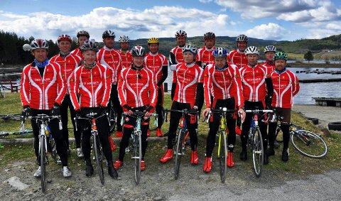 Brøttum sykkel. 3. mai 2011