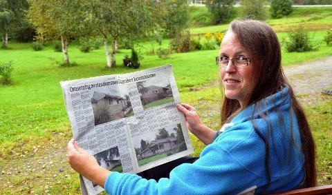 Lillian Marken. 3. september 2011