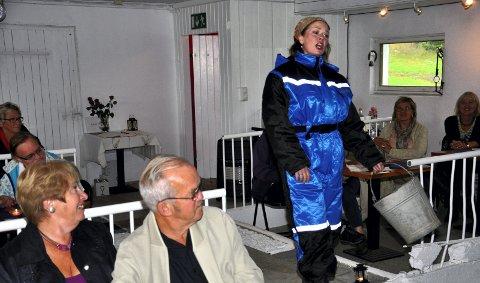 Tanja Leine. 8.september 2011