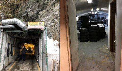 Arbeidstilsynet mener fjellhallen i Strandveien i Skedsmo er dårlig egnet som arbeidslokaler. Nåværende leietaker mener han ikke visste at det manglet godkjenning for driften.