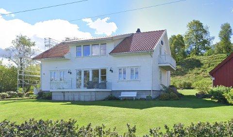 Denne boligen på Hommersåk gikk for 14,5 mill.