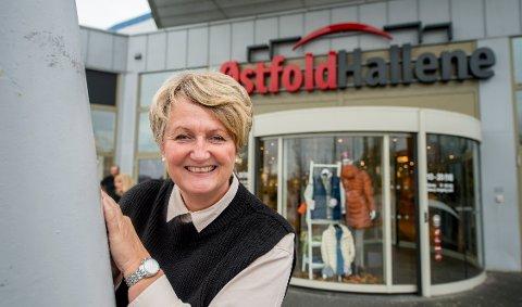I forrige uke gjenåpnet butikkene i Østfoldhallene og andre steder i Fredrikstad. Anne Vik senterleder kan fortelle om svært stort besøk i uken som gikk. – Heldigvis er kundene flinke med smittervern, de holder avstand og bruker munnbind.