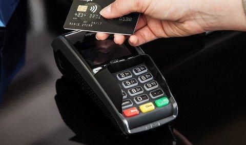 Før sommeren skal det nye ordet for kontaktløs betaling offentliggjøres. Foto: Pressebilde/ANB