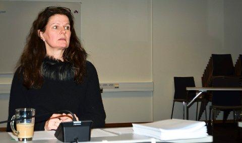 TYDELIGE INNSPILL: Administrerende direktør i Helse Sør-Øst Cathrine M. Lofthus, som har ledet styringsgruppa, fikk klar beskjed om å legge hovedsykehuset til Mjøsbrua, altså Moelv.