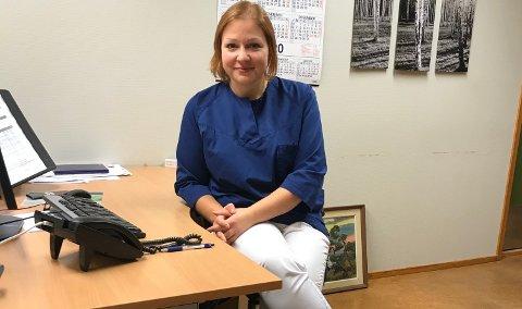 TO NYE SMITTET: Kommunelege 2 i Engerdal, Ida Bjørnstad Sheriff, opplyser at det er bekreftet to nye smittetilfeller av covid-19 i kommunen. Totalt åtte personer i Engerdal har fått bekreftet smitte av koronaviruset.