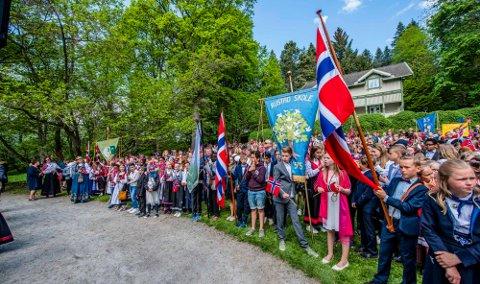 17. mai 2018 i Ås.