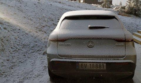 Elbil på vinteren er stort sett ganske ukomplisert, i alle fall så lenge du tar høyde for kortere rekkevidde. Rent teknisk er elbiler bedre stilt i kaldt vintervær enn bensin- og dieselbiler. Foto: NAF