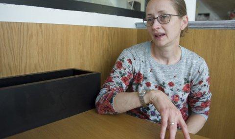 Første dag på skolefritidsordning: Leder for oppvekstkomiteen, Idun Bortne (V), er bekymret over hvordan 5 og 6 åringene blir møtt på skolefritidsordningene ved de kommunale skolene i Bergen. – Det første møtet med skolen er svært viktig for eleven, påpeker hun. FOTO: MAGNE TURØY