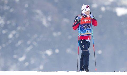 Sjur Røthe skal feire jul på hytten ved Sjusjøen, men romjulen blir travel for 30-åringen. Vossingen er en av favorittene til en pallplass i Tour de Ski.