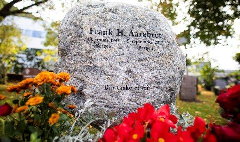 Frank H. Aarebrot født 19. januar 1947 i Bergen død 9. september 2017 i Bergen