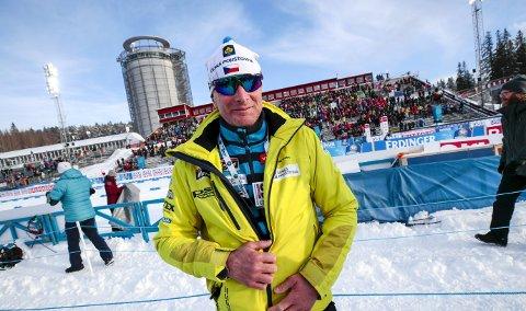 Egil Gjelland er for tiden på samling med de tsjekkiske utøverne sine i svenske Idre. Arkivfoto: Lise Åserud, NTB Scanpix