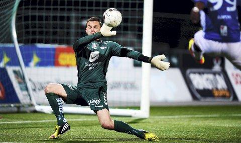 VURDERE COMEBACK: Polske medier melder at den tidligere Brann-keeper Piotr Leciejewski kan gjøre comeback som fotballspiller i lavere divisjoner i hjemlandet. Han har ikke spilt fotball siden han forlot Zaglebie Lubin i fjor sommer. Hans gamle klubb kan du for øvrig se spiller på BA.no fredag.ARKIVFOTO: ANDERS HOVEN, DIGITALSPORT