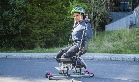 Indira Liseth sto på listen til landslagsledelsen som ble lagt frem tirsdag. Hun er dermed fortsatt en del av det norske para-rekruttlandslaget i langrenn, og målet er å kvalifisere seg til VM på Lillehammer i januar og Paralympics i Beijing i mars.