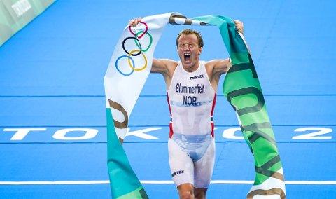 I natt vant Kristian Blummenfelt OL-gull i Tokyo. Neste år kan han kanskje konkurrere med resten av verdenseliten i Bergens gater.