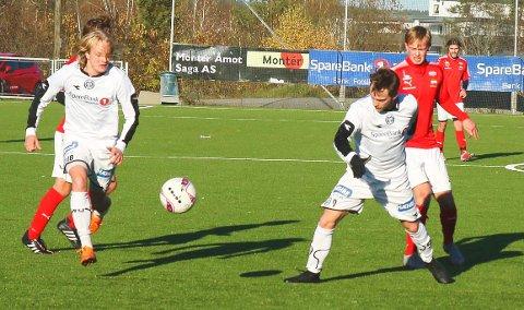 SERIEÅPNING: Modum Fotballklubb starter sesongen 31. juli. Det skjer hjemme på Åmot kunstgress mot Kongsberg.