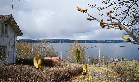 HYTTEMULIGHETER: Modums potensial som hyttekommune kan bli et tema på årets Modumkonferanse. Tyrifjorden og nærheten til Oslo kan være viktige faktorer.