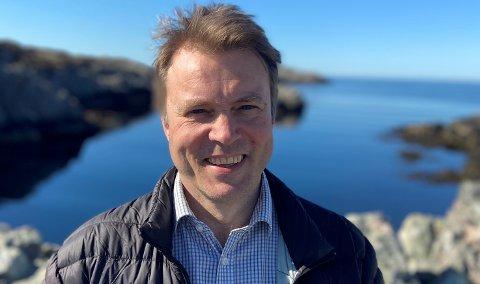 AKSJEKAPITALEN: Dagleg leiar i Bulandet Miljøfisk, Hans Haddal.