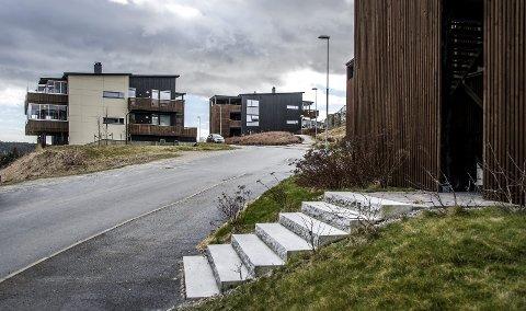 Måtte utbedres: I Kniplefjellet Eiendom anslår daglig leder at mellom 25 og 30 prosent av leilighetene på Himmelfjell fikk skader som måtte utbedres. Foto: geir A. Carlsson